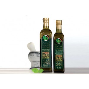 VILLA VINCI Olio extra vergine di oliva 100% Italiano